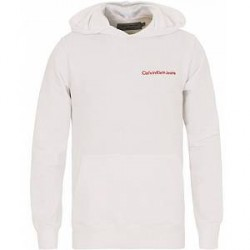 Calvin Klein Jeans Horos Hoodie Bright White