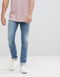 Calvin Klein Jeans Light Wash Slim Jeans - Blue