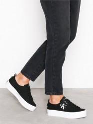 Calvin Klein Jeans Zolah Canvas Low Top Sort