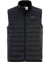 Calvin Klein Light Down Vest Black men L