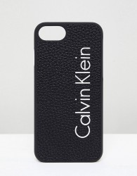 Calvin Klein Logo Iphone 7 Case - Black