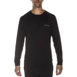 Calvin Klein Long Sleeve Sweatshirt - Black * Kampagne *