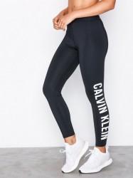 Calvin Klein Performance 7/8 Tight Logo Leg Træningstights Sort
