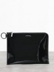 Calvin Klein Slide Pouch Tr Håndtaske Black