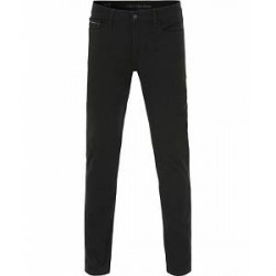 Calvin Klein Slim Straight Jeans Stay Black