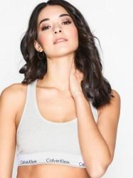 Calvin Klein Underwear Bralette Unlined Bandeau & Soft-Bra Snow