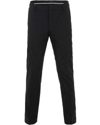 Calvin Klein Wool Stretch Trousers Black men 52