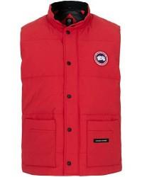 Canada Goose Freestyle Crew Vest Red men XL Rød