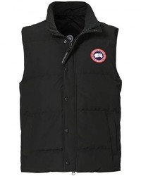 Canada Goose Garson Vest Black men XS Sort