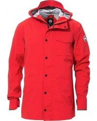 Canada Goose Nanaimo Jacket Red men L Rød