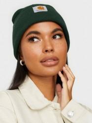 Carhartt WIP Acrylic Watch Hat Huer Bottle Green