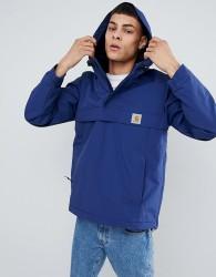 Carhartt WIP Winter Nimbus overhead jacket in blue - Blue
