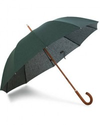 Carl Dagg Series 001 Umbrella Cloudy Green men One size Grøn
