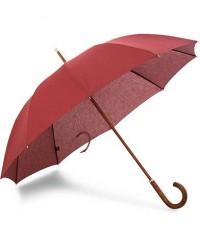 Carl Dagg Series 001 Umbrella Sullen Red men One size Rød
