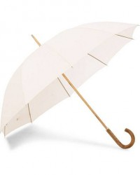 Carl Dagg Series 002 Umbrella Coconut White men One size Hvid