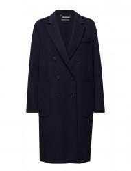 Carmen Db Wool Coat