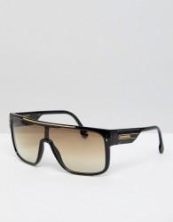 Carrera pilot sunglasses in black - Black