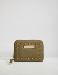 Carvela Abi Studded Mini Purse - Green
