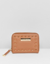Carvela Abi Studded Mini Purse - Tan