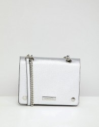 Carvela chain strap cross body bag - Grey