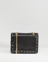 Carvela Kansas Across Body Match Bag - Black