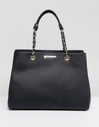 Carvela Large Shopper Bag - Black