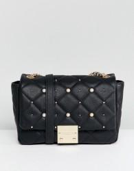Carvela Quilted Bag - Black