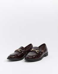 Carvela Snaffle Loafers - Red