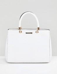 Carvela Structured Tote Bag - White