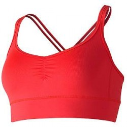 Casall Entwine Sport Top Fusion - Red - 38 * Kampagne *