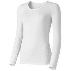 Casall Essential Long Sleeve - White - 34