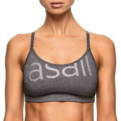 Casall Glorious Sports Bra - Grey - Small