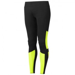 Casall M Edge Tights 2.0 - Black/Yellow * Kampagne *