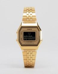 Casio LA680WEGA Mini Digital Gold Watch - Gold