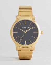 Casio LTP-E118G-1AEF Bracelet Watch In Gold - Gold