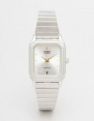 Casio Vintage Style Watch LQ 400D 7AEF - Silver