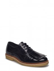 Cast Creep Derby Shoe W/Detachable Fringe