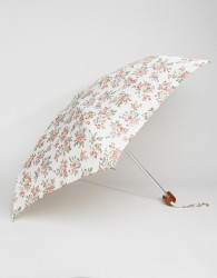 Cath Kidston Tiny 2 Kingswood Rose Ivory Umbrella - Multi