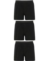CDLP 3-Pack Boxer Shorts Black men S Sort
