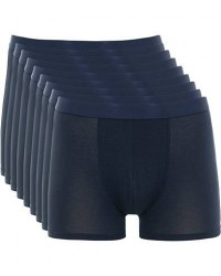 CDLP 9-Pack Boxer Brief Navy Blue men M Blå