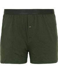 CDLP Boxer Shorts Army Green men S Grøn