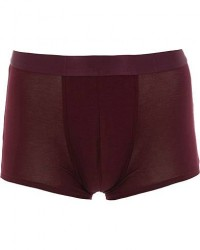 CDLP Boxer Trunk Burgundy men XL Rød