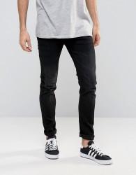 Celio Jeans in Skinny Fit - Black