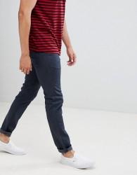 Celio Slim Fit Jeans In Dark Wash - Black
