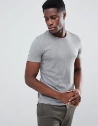 Celio T-Shirt In Grey - Grey