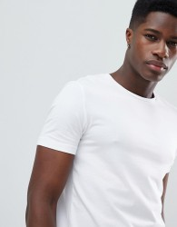 Celio T-Shirt With Stretch In White - White