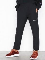 Champion Elastic Cuff Pants Bukser Black