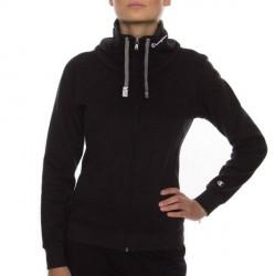 Champion Institutionals Full Zip Sweatshirt - Black * Kampagne *