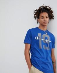 Champion Logo T-Shirt - Blue