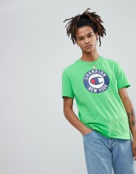 Champion Logo T-Shirt - Green